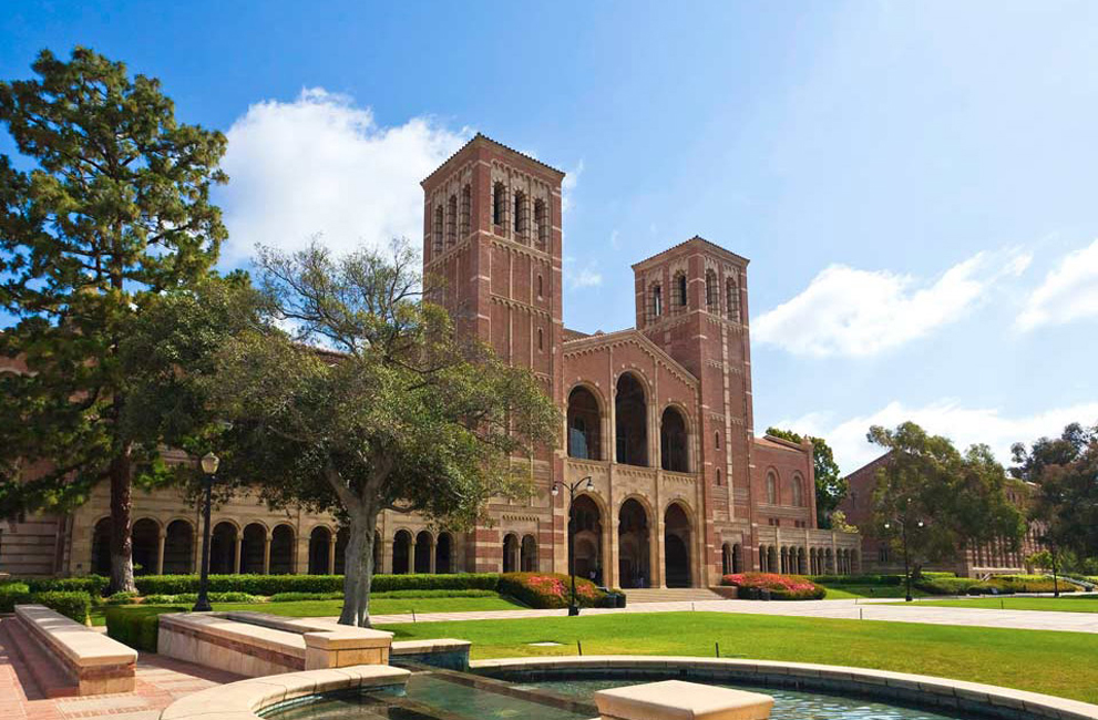 image of UCLA campus
